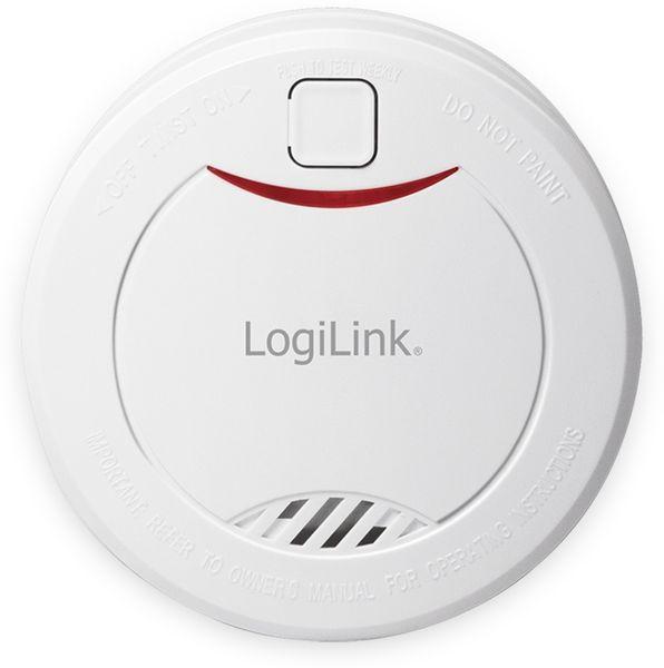 Rauchmelder LOGILINK SC0010, VDS - Produktbild 2