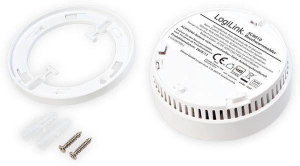 Rauchmelder LOGILINK SC0010, VDS - Produktbild 3