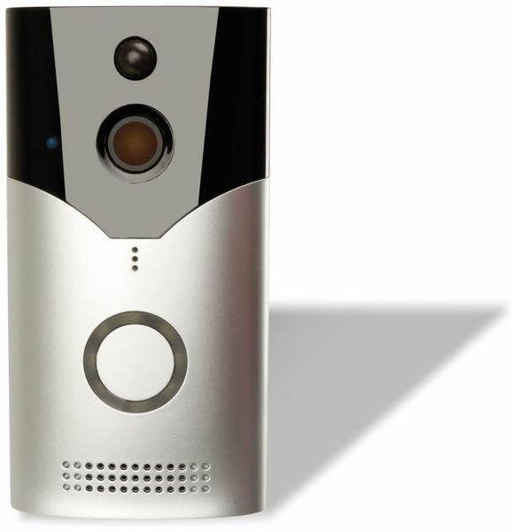 Türsprechanlage DAYHOME VTK-424, WLAN, 1080p, inkl. Innenraum-Alarm - Produktbild 6