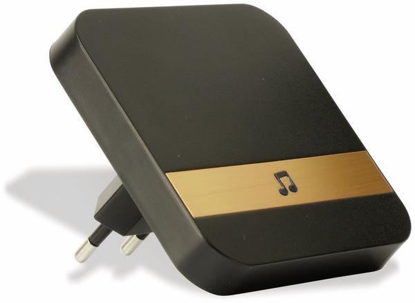 Türsprechanlage DAYHOME VTK-424, WLAN, 1080p, inkl. Innenraum-Alarm - Produktbild 8