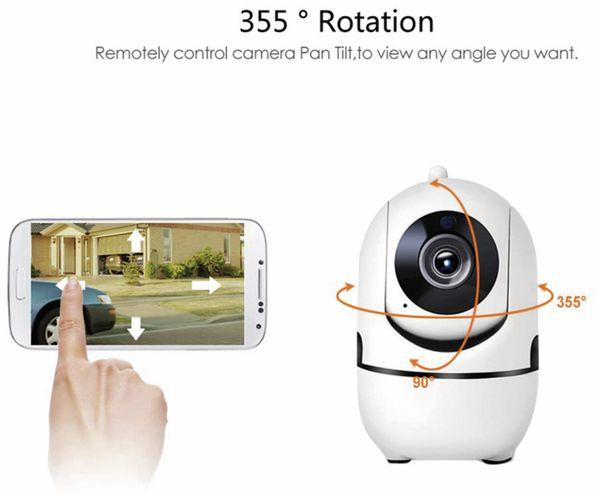 IP-Kamera DENVER SHC-150. IP, WLAN, Indoor - Produktbild 7