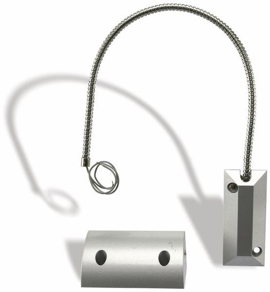 Magnetkontakt, 88x38x10mm, Alu-Druckguss