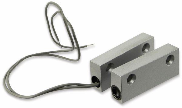Magnetkontakt, 50x20x10 mm, Alu-Druckguss