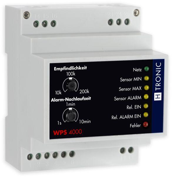 Wasserpegelschalter H-TRONIC WPS4000, Tragschienenbefestigung