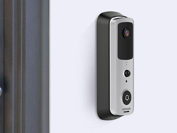 WiFi Türsprechanlage DENVER SHV-120, - Produktbild 4