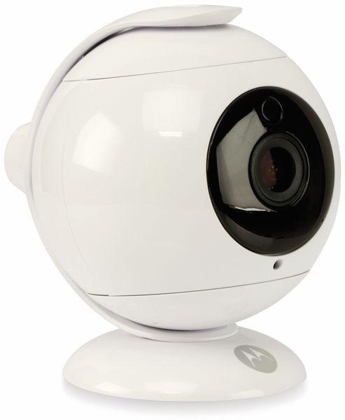 Überwachungskamera MOTOROLA Focus 89, WiFi, Full-HD, weiß