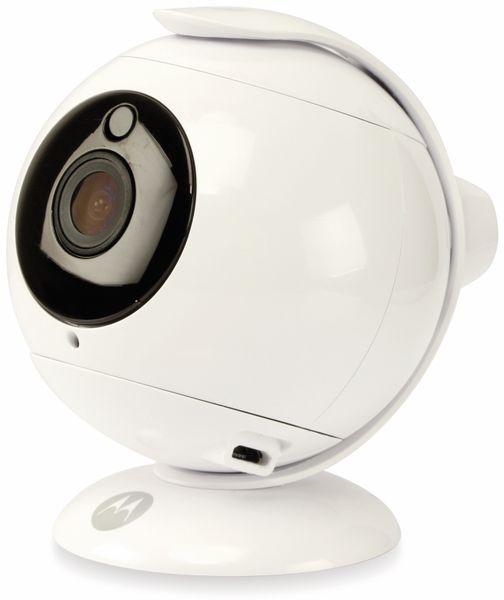 Überwachungskamera MOTOROLA Focus 89, WiFi, Full-HD, weiß - Produktbild 3