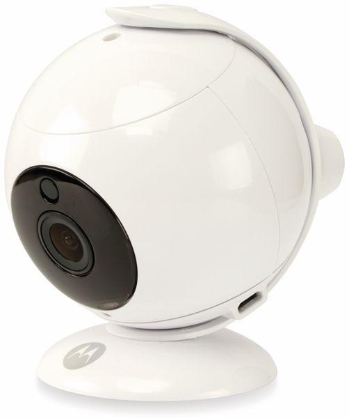 Überwachungskamera MOTOROLA Focus 89, WiFi, Full-HD, weiß - Produktbild 4
