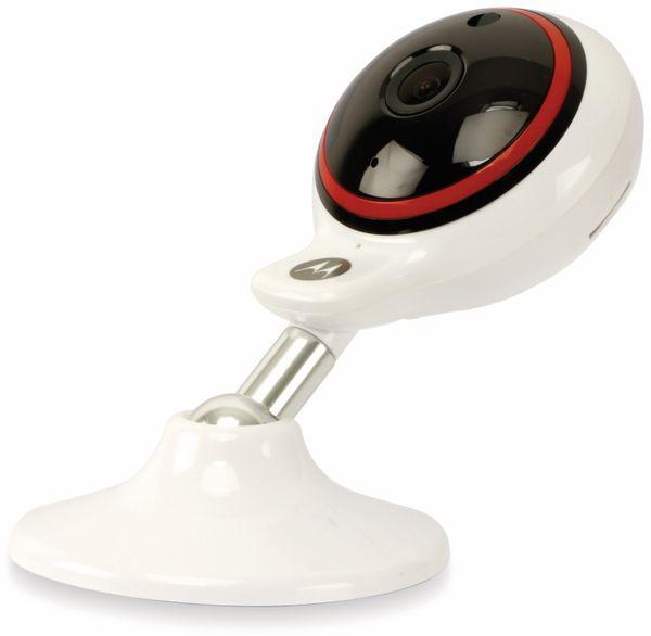 Überwachungskamera MOTOROLA Focus 71, WiFi, HD, weiß - Produktbild 2