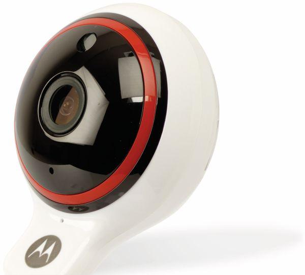 Überwachungskamera MOTOROLA Focus 71, WiFi, HD, weiß - Produktbild 4