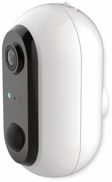 Überwachungskamera DENVER IOB-208, WLAN, Akkubetrieb, 2 MP, TUYA - Produktbild 2
