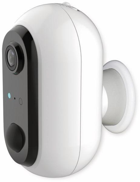 Überwachungskamera DENVER IOB-208, WLAN, Akkubetrieb, 2 MP, TUYA - Produktbild 3