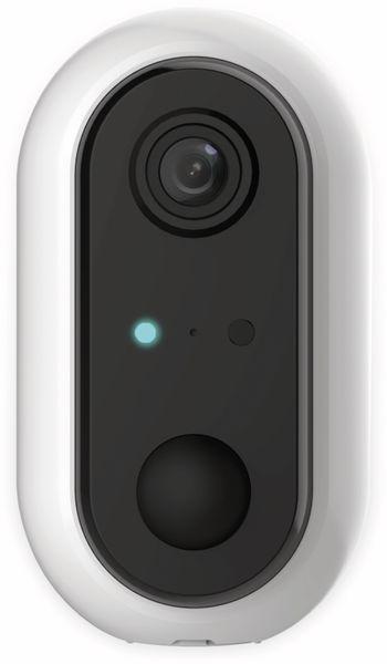 Überwachungskamera DENVER IOB-208, WLAN, Akkubetrieb, 2 MP, TUYA - Produktbild 4