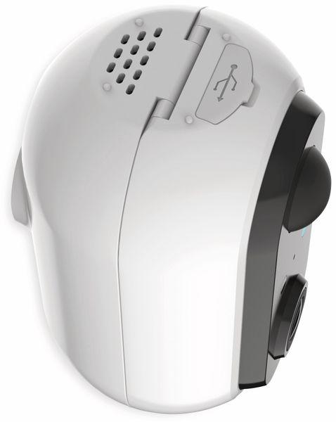 Überwachungskamera DENVER IOB-208, WLAN, Akkubetrieb, 2 MP, TUYA - Produktbild 5