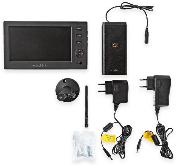 Kamera Überwachungssystem NEDIS CSWL140CBK - Produktbild 5