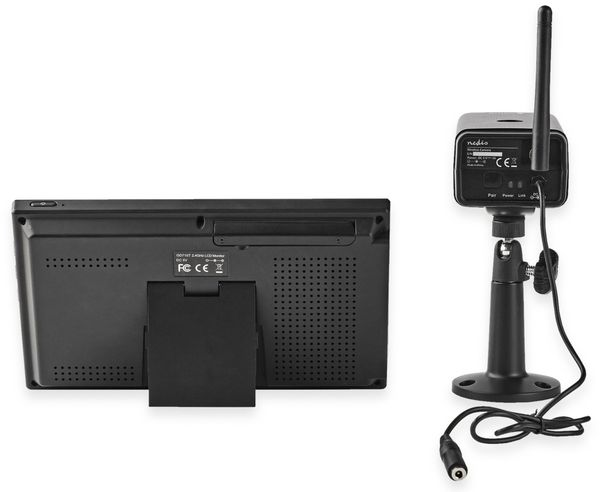 Kamera Überwachungssystem NEDIS CSWL140CBK - Produktbild 6