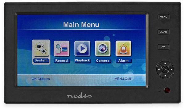 Kamera Überwachungssystem NEDIS CSWL140CBK - Produktbild 13