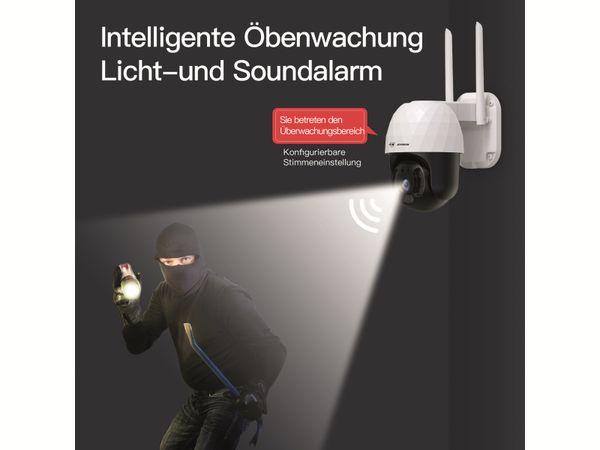 Überwachungskamera JOVISION CloudSee IP-SPS03, 3 MP, Wlan - Produktbild 5