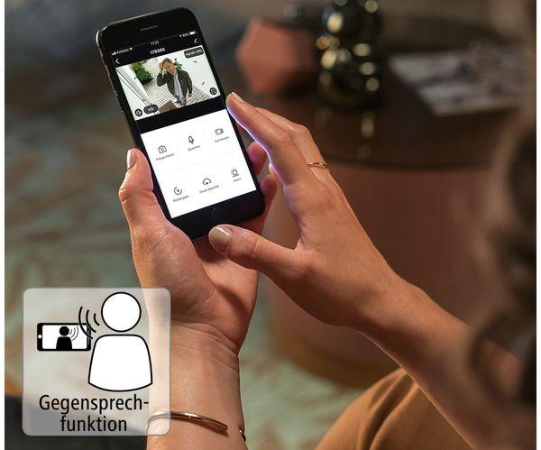 Überwachungskamera HAMA Outdoor, WLAN, Nachtsicht, 1080p, weiß - Produktbild 8