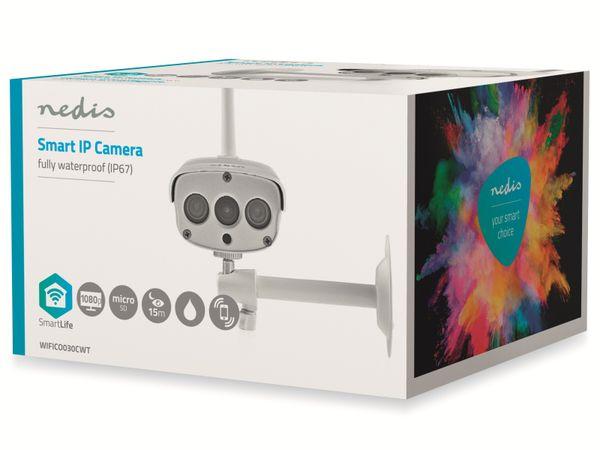 Überwachungskamera NEDIS, SmartLife WIFICO030CWT, außen, Full HD - Produktbild 3
