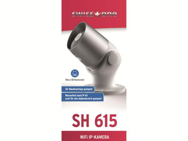 IP-Kamera SWISSTONE SH 615, WLAN, Outdoor - Produktbild 5