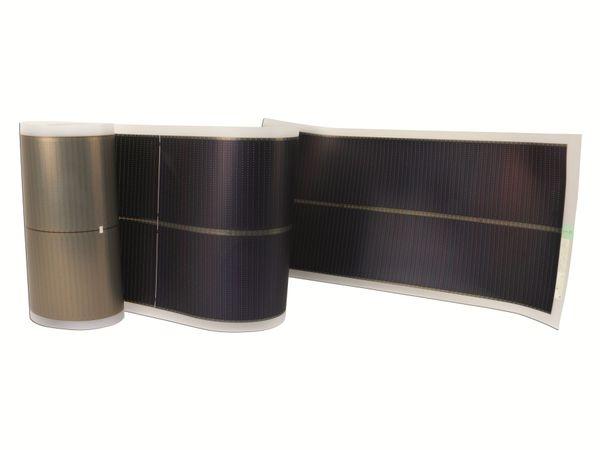 Flexibles Solarmodul FUJI ELECTRIC FWAVE FPV1096SLN, 92 W - Produktbild 1