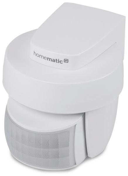 HOMEMATIC IP 142809A0, Bewegungsmelder außen, weiß - Produktbild 1
