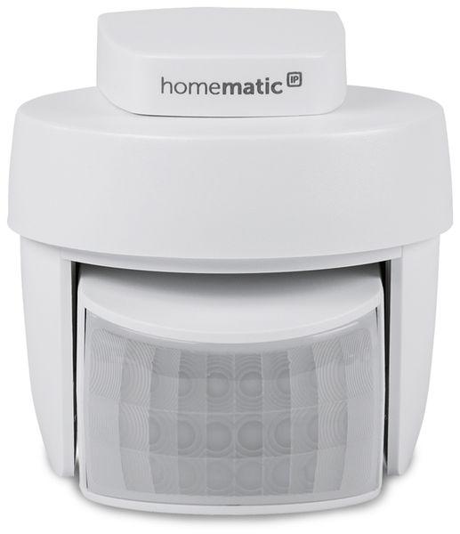 Smart Home HOMEMATIC IP 142809A0, Bewegungsmelder außen, weiß - Produktbild 2