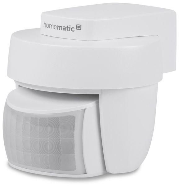 Smart Home HOMEMATIC IP 142809A0, Bewegungsmelder außen, weiß - Produktbild 4