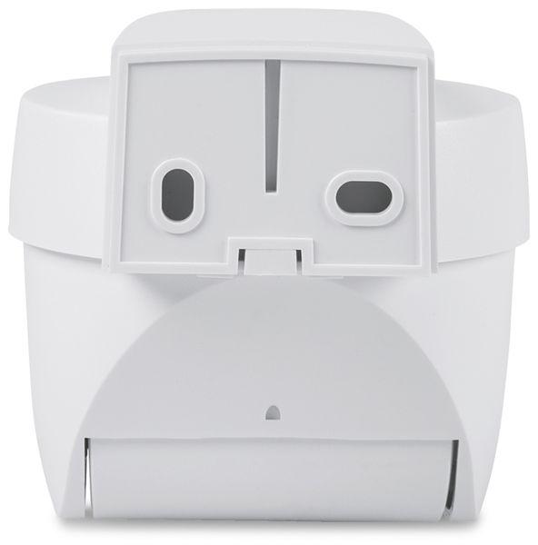 Smart Home HOMEMATIC IP 142809A0, Bewegungsmelder außen, weiß - Produktbild 5
