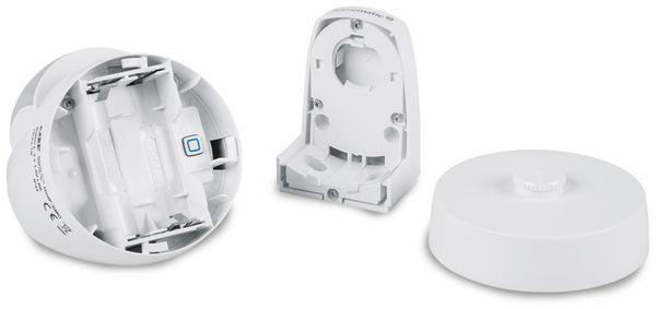 Smart Home HOMEMATIC IP 142809A0, Bewegungsmelder außen, weiß - Produktbild 6