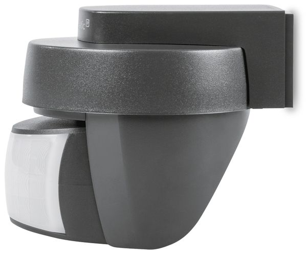 Smart Home HOMEMATIC IP 150320A0, Bewegungsmelder außen, anthrazit - Produktbild 4