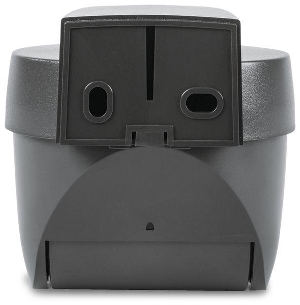 Smart Home HOMEMATIC IP 150320A0, Bewegungsmelder außen, anthrazit - Produktbild 5