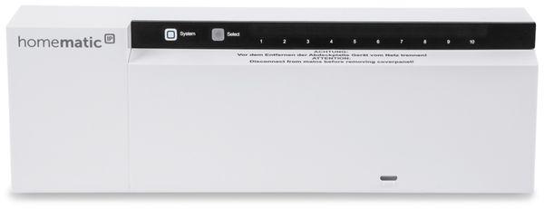 HOMEMATIC IP 142981A0, Fußbodenheizungsaktor 10-fach, 230 V - Produktbild 2