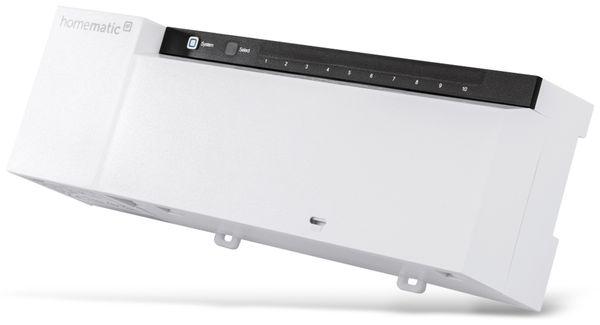 HOMEMATIC IP 142981A0, Fußbodenheizungsaktor 10-fach, 230 V - Produktbild 4