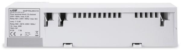 HOMEMATIC IP 142981A0, Fußbodenheizungsaktor 10-fach, 230 V - Produktbild 7