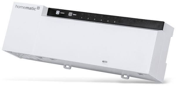 HOMEMATIC IP 142974A0, Fußbodenheizungsaktor 6-fach, 230 V - Produktbild 4
