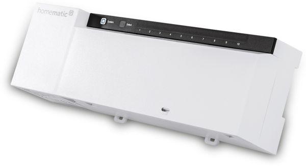 HOMEMATIC IP 143238A0, Fußbodenheizungsaktor 10-fach, 24 V - Produktbild 4