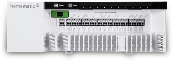 HOMEMATIC IP 143238A0, Fußbodenheizungsaktor 10-fach, 24 V - Produktbild 5