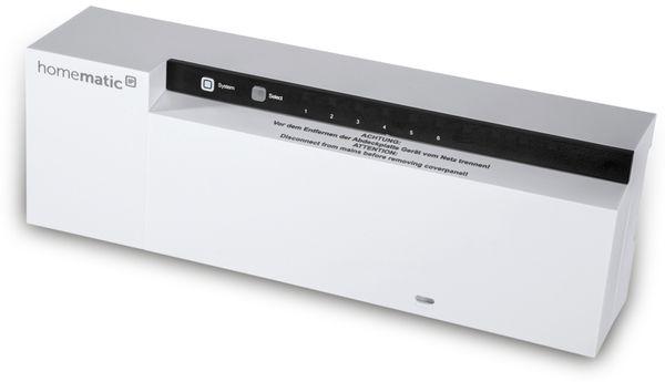 HOMEMATIC IP 143237A0, Fußbodenheizungsaktor 6-fach, 24 V - Produktbild 1