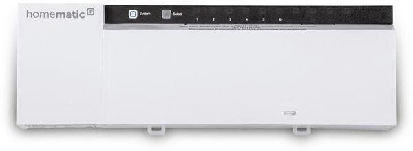 HOMEMATIC IP 143237A0, Fußbodenheizungsaktor 6-fach, 24 V - Produktbild 2