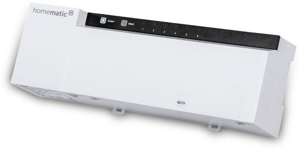 HOMEMATIC IP 143237A0, Fußbodenheizungsaktor 6-fach, 24 V - Produktbild 4