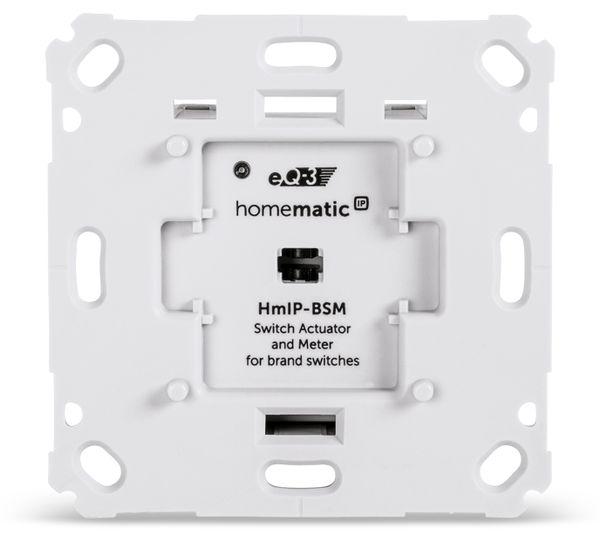 Smart Home HOMEMATIC IP 142720A0 Schalt-Mess-Aktor, 5 A, Unterputz - Produktbild 2