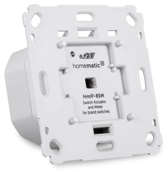 Smart Home HOMEMATIC IP 142720A0 Schalt-Mess-Aktor, 5 A, Unterputz - Produktbild 3