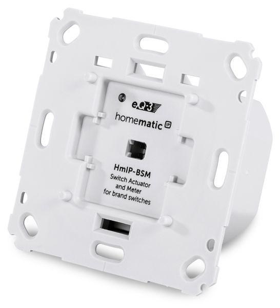 Smart Home HOMEMATIC IP 142720A0 Schalt-Mess-Aktor, 5 A, Unterputz - Produktbild 4