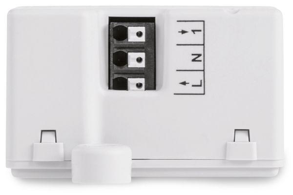 Smart Home HOMEMATIC IP 142721A0 Schalt-Mess-Aktor, 5 A, Unterputz - Produktbild 5