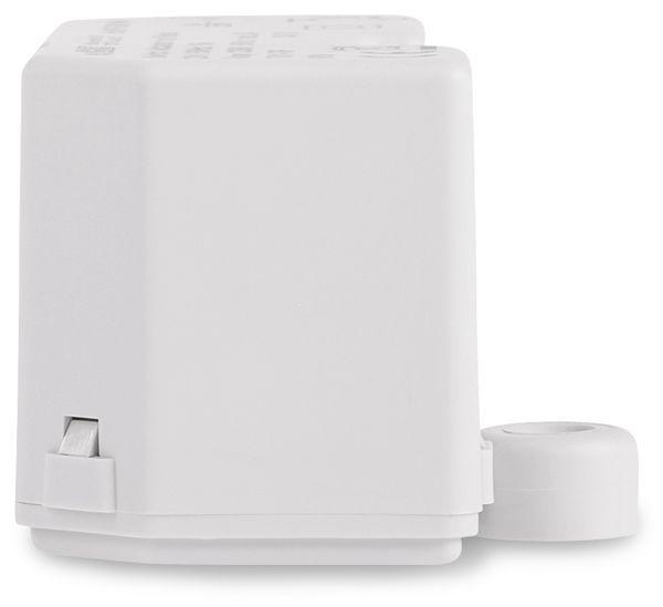 Smart Home HOMEMATIC IP 142721A0 Schalt-Mess-Aktor, 5 A, Unterputz - Produktbild 7