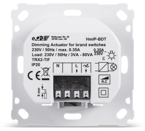 Smart Home HOMEMATIC IP 143166A0 Dimmaktor - Produktbild 5