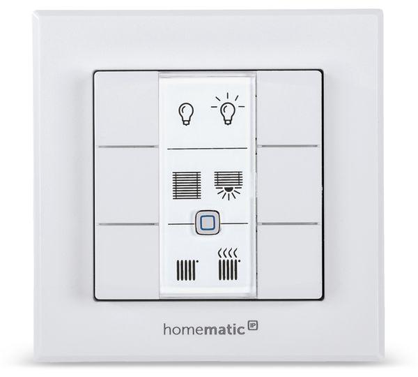 Smart Home HOMEMATIC IP 142308A0 Wandtaster 6-fach - Produktbild 2