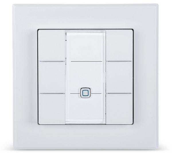 Smart Home HOMEMATIC IP 142308A0 Wandtaster 6-fach - Produktbild 3